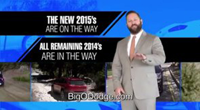 Big O Dodge-new 2015s