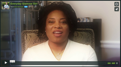 Every Day Glamour Girl