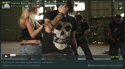 Trauma Slave: Music Video